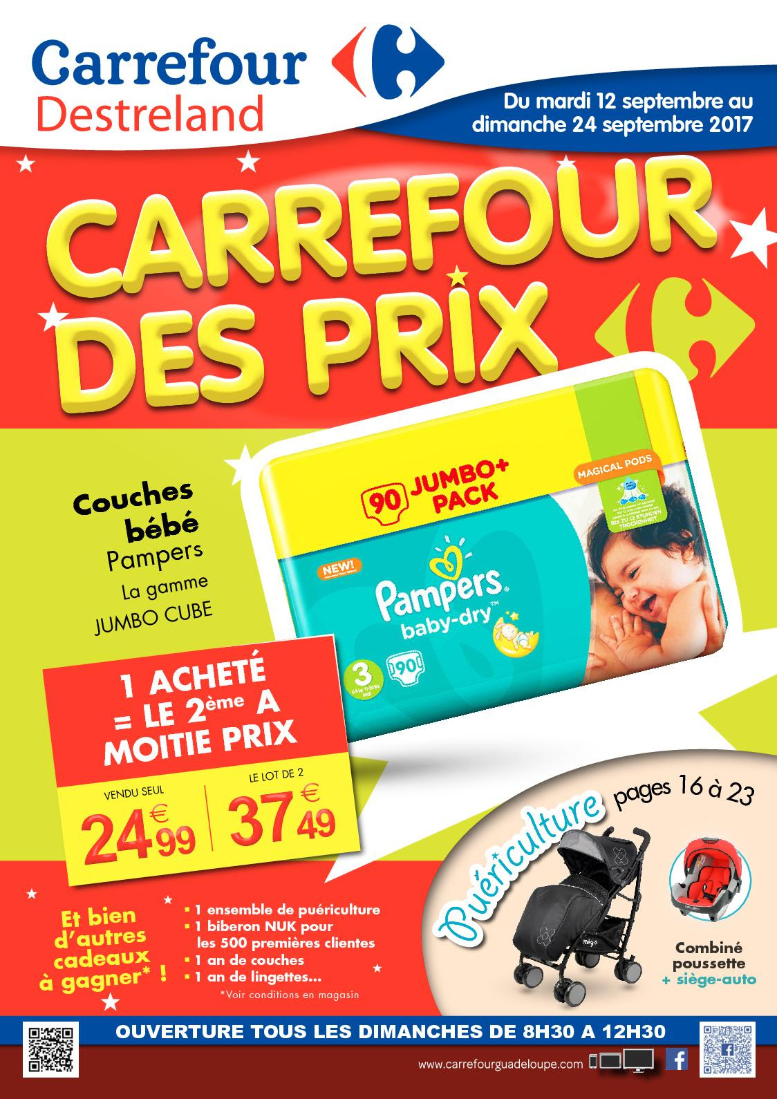 Calaméo Carrefour Destreland Carrefour Des Prix 0917