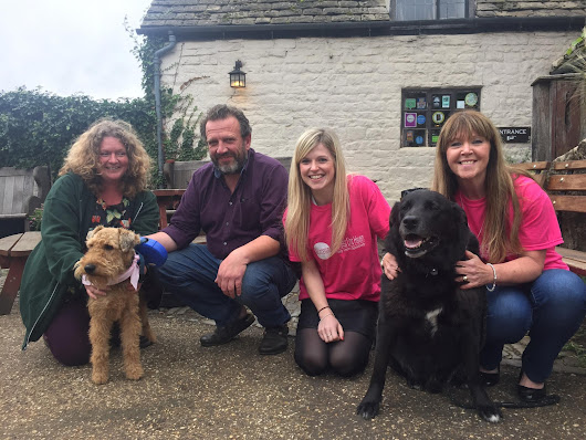 Charity dog walk to raise cash for Worcester breast unit
