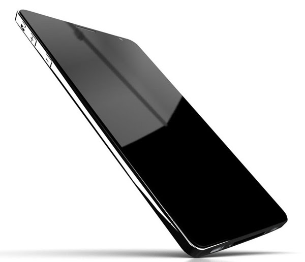 6 Is This The iPhone 5? New LiquidMetal iPhone Concept Surfaces On The Web