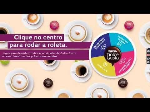 Convenção 100 anos Nestlé - GAME ROLETA DOLCE GUSTO