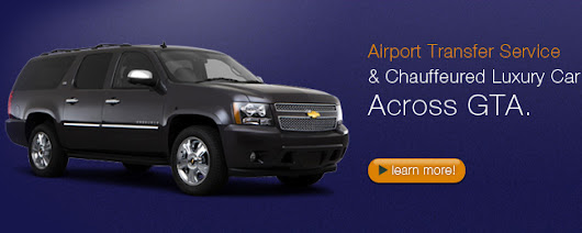 Toronto Airport Limo Service | Pearson Airport Limousine