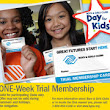 BGCA One Week Trial Membership Coupon