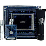 Versace amgvrph320 Pour Homme EDT Spray Gift Set for Men - 3 Piece