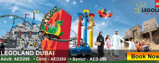 Dubai Park and Resorts Tickets Buy Online and Get Special Discount