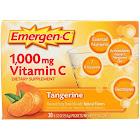 Emergen-C Vitamin C Dietary Supplement, 1000 mg, Tangerine - 30 count, 0.33 oz packets