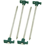 Coleman Steel Tent Stakes - 4 pack