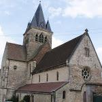 L'état du clocher de l'église de Ville-Dommange est préoccupant