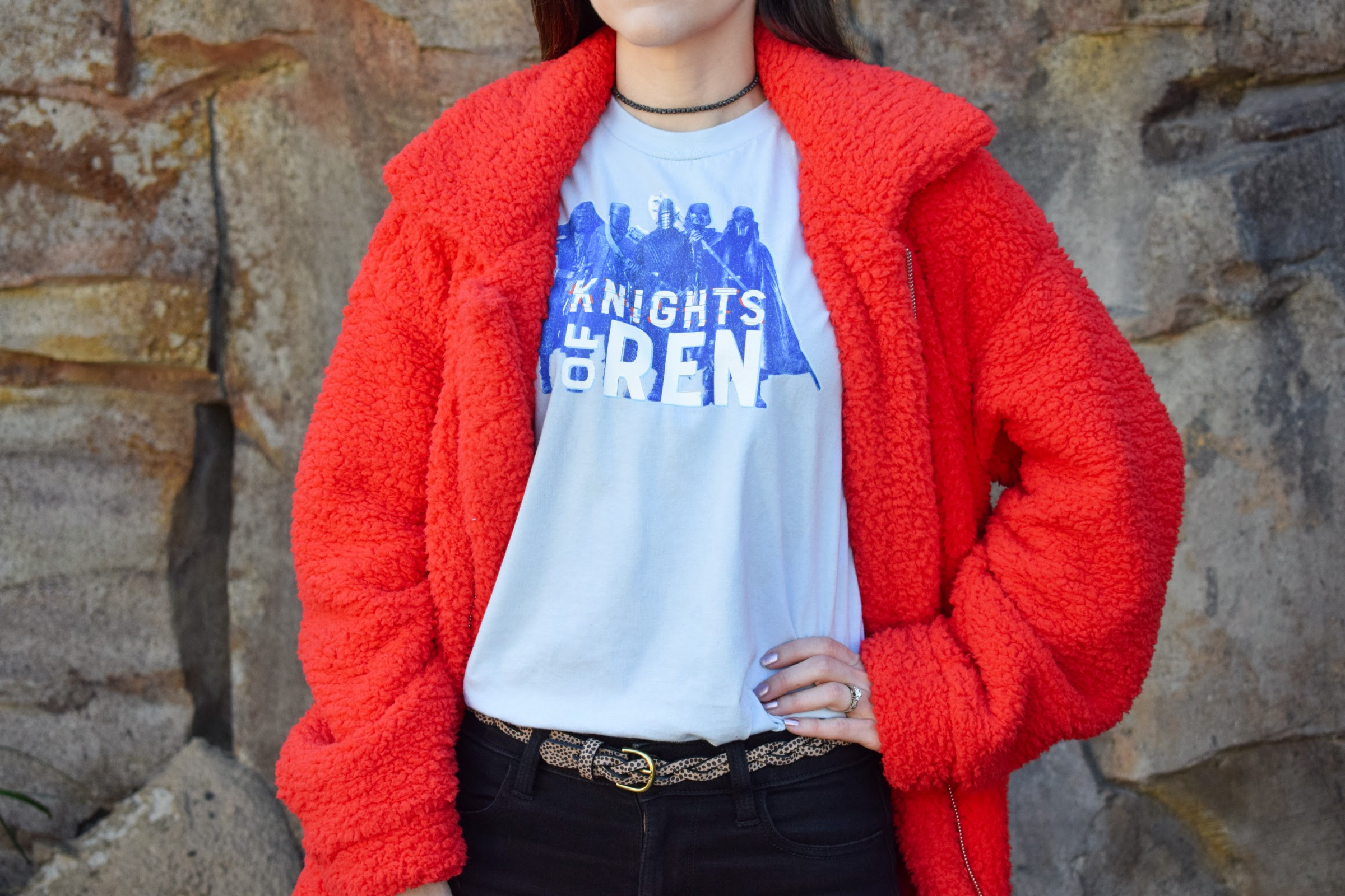 Star Wars OOTD: Knights of Valentine's Day | Anakin and His Angel