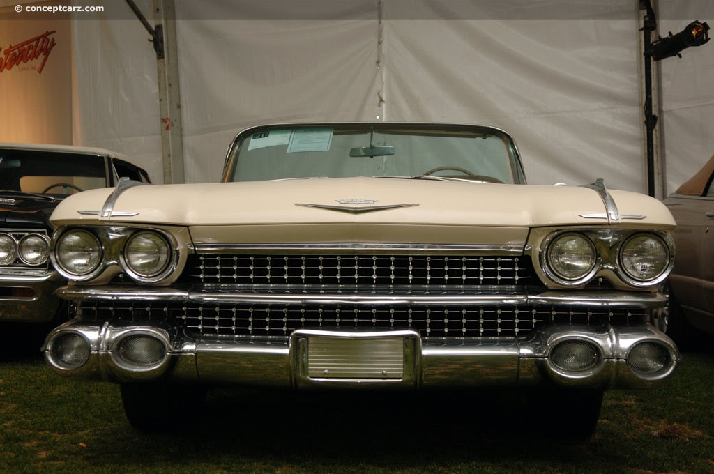 1959 Cadillac Series 62 (Series 6200) - Conceptcarz