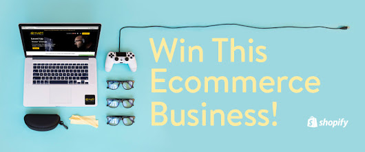 Win a Profitable Ecommerce Business and Over $3700 in Prizes – Shopify