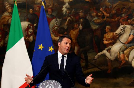 Δημοψήφισμα Ιταλία - Ρέντσι: Αναλαμβάνω την ευθύνη - Αύριο παραιτούμαι