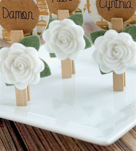 25  best ideas about Place card holders on Pinterest