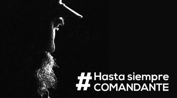 Resultado de imagen para Hasta siempre, Comandante Fidel Castro