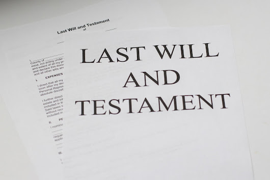 If I Don't Have a Will Can My Ex Get Everything? | Goldberg Jones | Divorce For Men