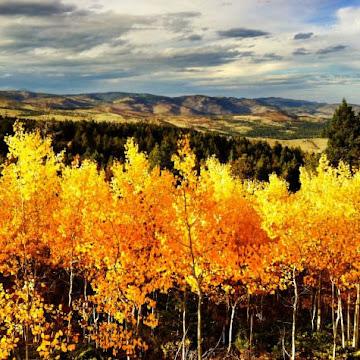 Inspirational Thursday-Mountain Views