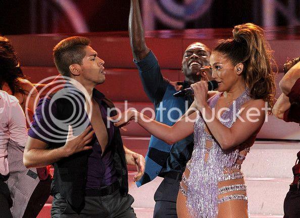 Watch: Jennifer Lopez dances up a storm while tributing Celia Cruz at AMAs...
