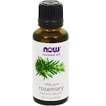 Rosemary Oil by Now Foods - 1 Ounce