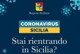 ADEMPIMENTI PER CHI RIENTRA IN SICILIA FINO AL 7 GENNAIO 2021