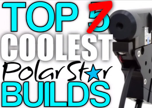 USAirsoft: Top 7 Coolest PolarStar Builds | Popular Airsoft