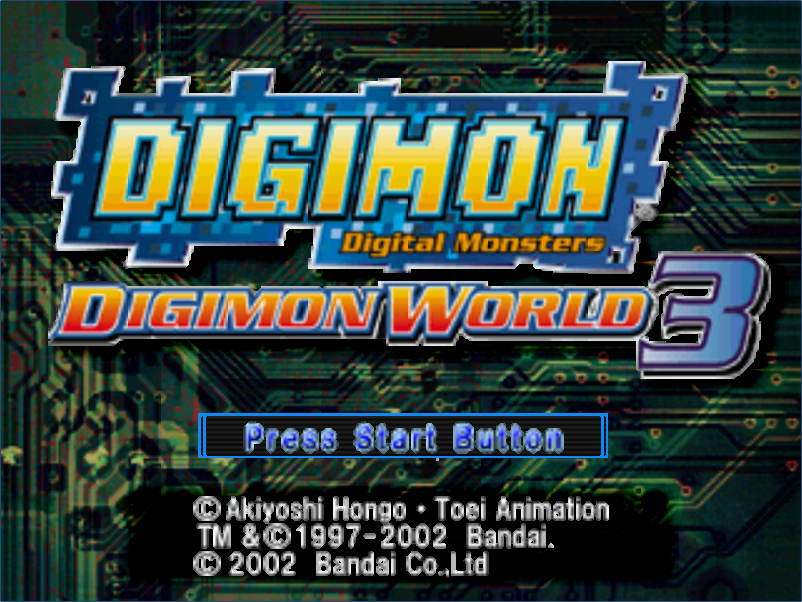 CHEAT CODES DIGIMON WORLD 3 GAMESHARKS ~ SANG PELAJAR