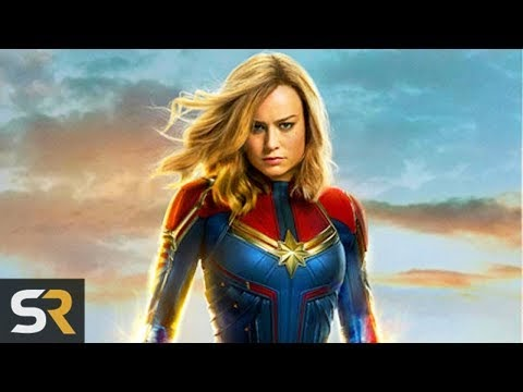 Everything You Need To Know About MCU's Captain Marvel!  #marvel  #mcu