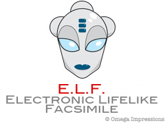 Electronic Lifelike Facsimile