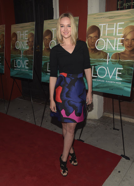 Jess Weixler - 'The One I Love' Premieres in LA