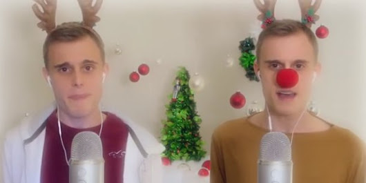 Reindeer Version Of Broadway Fave Will Charm Your Face Off