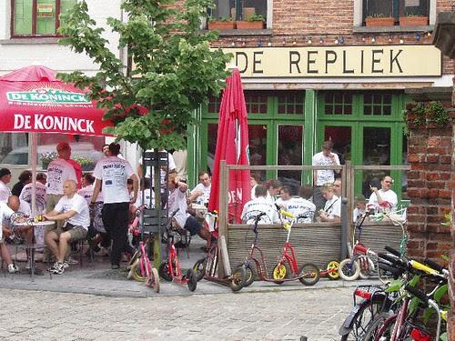 Trottinettepret 2008