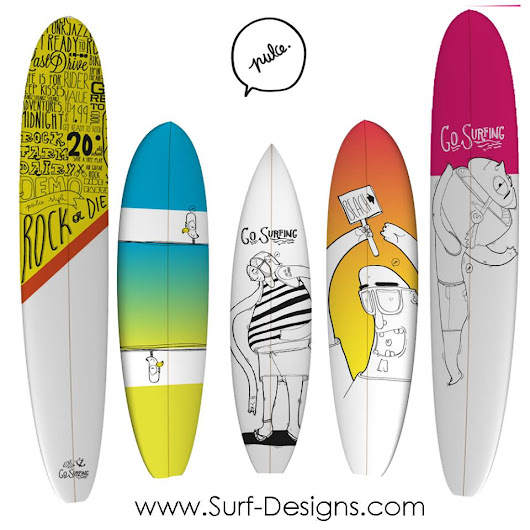Pulce Surf Collection