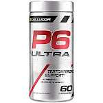 P6 Ultra Testosterone Support (60 Capsules)