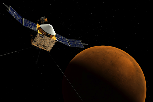 MAVEN takes off: what you need to know about NASA's new mission to Mars