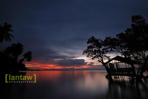 Sunrise at Tinuto