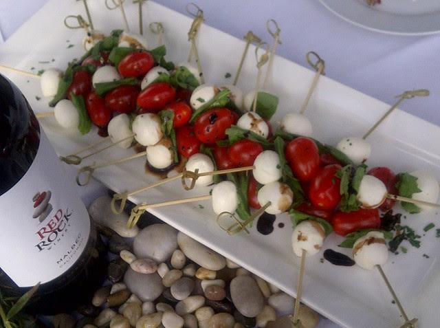 tomato & boccocini