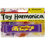 Bulk Buys Toy Harmonica