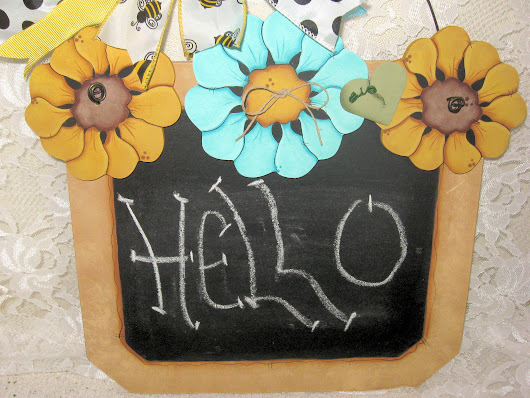 Chalkboard Door Signs