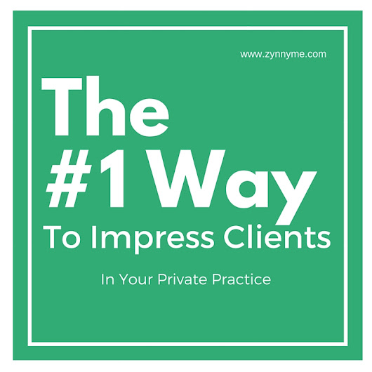 The #1 Way to Impress Current and Future Clients