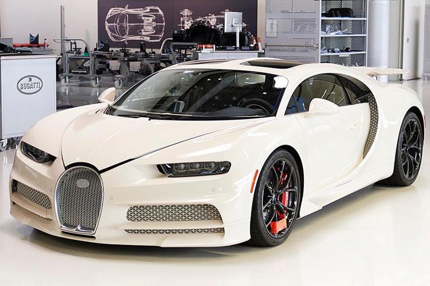 Bugatti Chiron Hermés Edition: El one-off más elegante del mundo   Lista de Carros