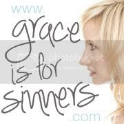 Grace is for Sinners