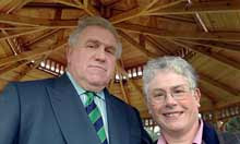Fergus and Judith Wilson, former schoolteachers turned buy-to-let property tycoons