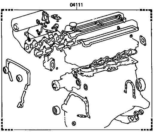Bestseller: 4age Engine Diagram