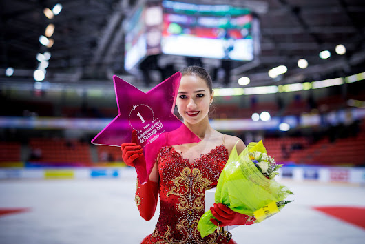 "Olympic Champion Zagitova in ""Fighting Mood"" for New Season"