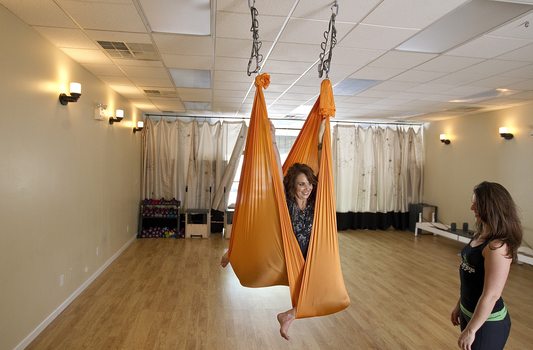 Aerial Yoga Classes Near Me - Yoga For You