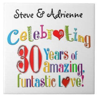 113 best 30 YEAR ANNIVESARY CELEBRATION images on