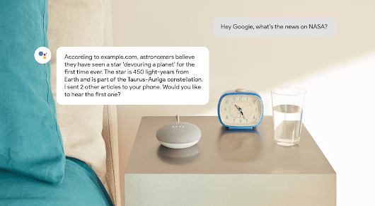 Google releases speakable markup for news publishers interested in Google Assistant - Search Engine Land