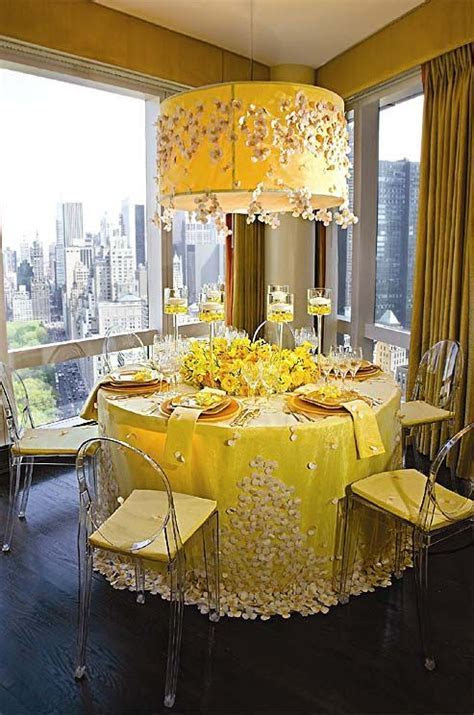 From @Resource One linens: Ivory and Gold Floral Tulle