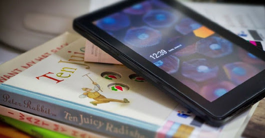 E-Books Aren't Going to Make Print Obsolete Anytime Soon