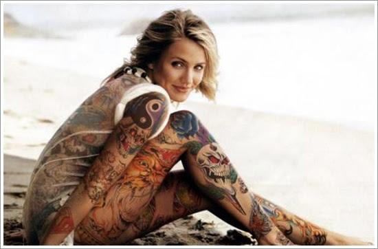 30 Tatuajes De Cuerpo Completo Muy Originales
