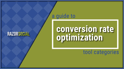 A Guide to Conversion Rate Optimization Tool Categories