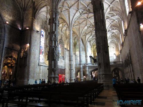 Lisboa - Igreja Mosteiro dos Jerónimos (9)